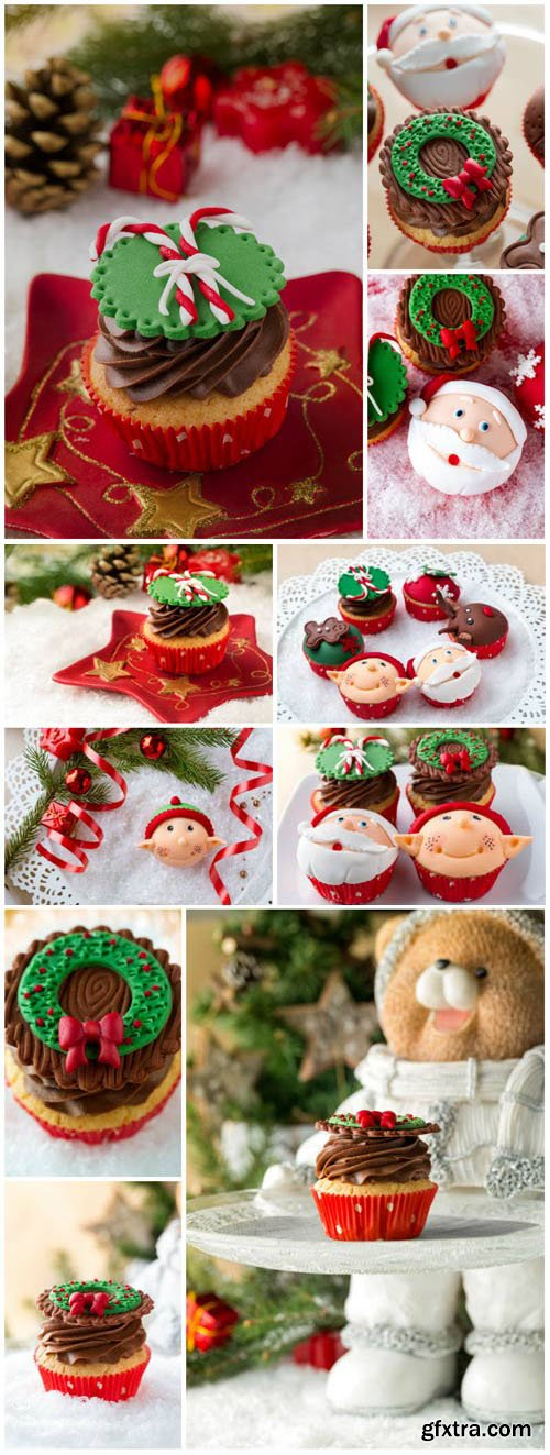 New Year and Christmas stock photos №40