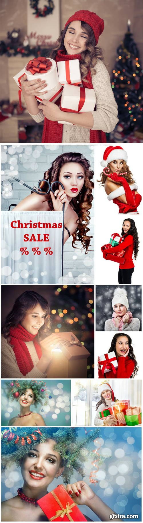 New Year and Christmas stock photos №44