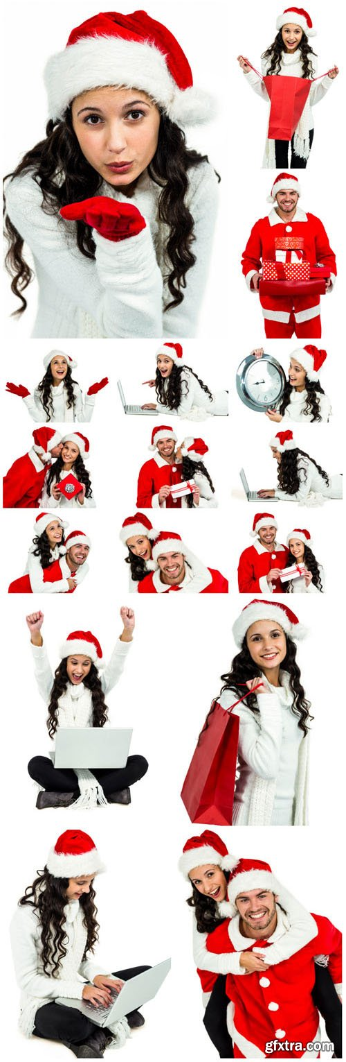 New Year and Christmas stock photos №39