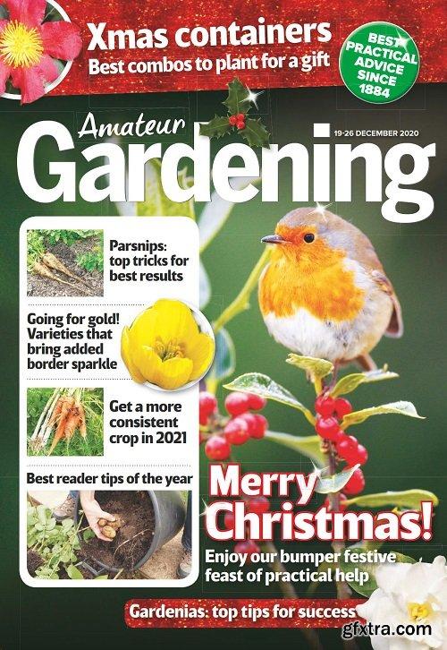 Amateur Gardening - 19 December 2020