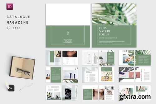 Nature Square Catalog Brochure