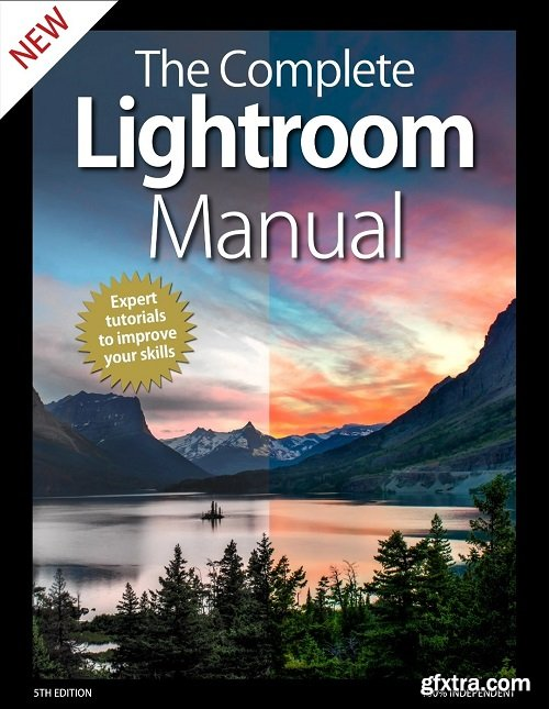 The Complete Lightroom Manual - 5th Edition 2020 (True PDF)