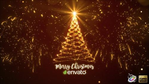 Videohive - Christmas Logo - Apple Motion