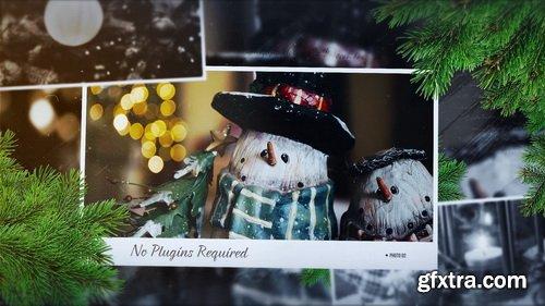 Videohive - Christmas Gallery Slideshow - 29608001