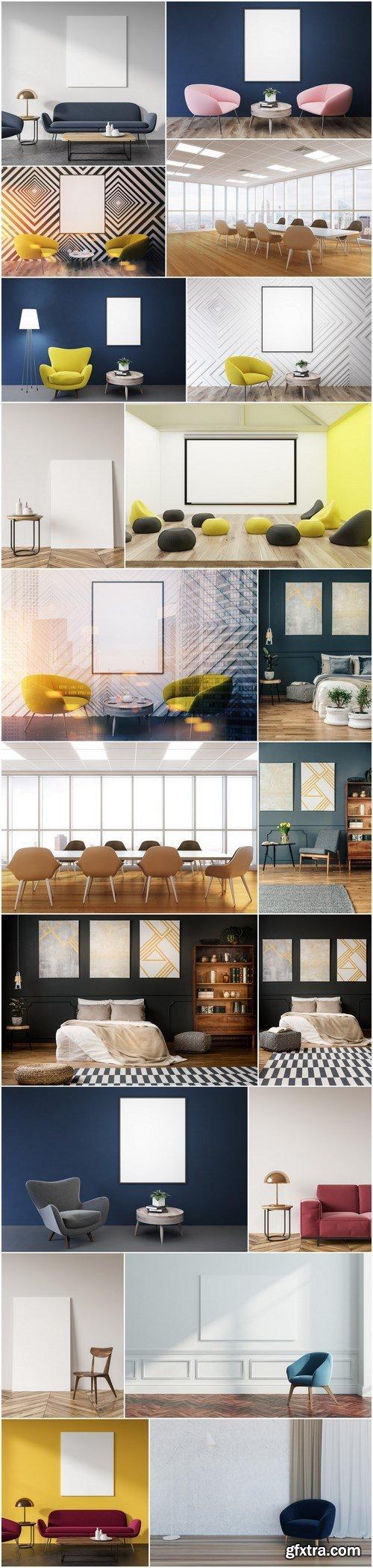 Modern interiors and cosiness 2 - 20xHQ JPEG
