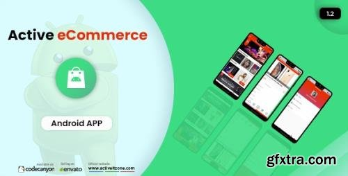 CodeCanyon - Active eCommerce Android App v1.2 - 26991811