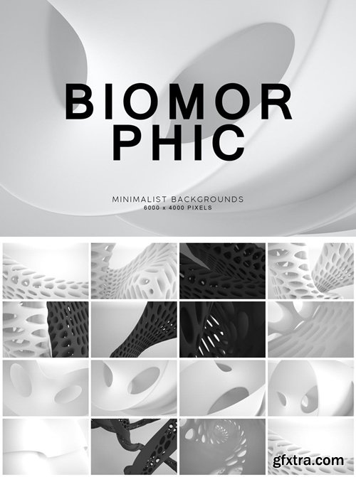 Biomorphic Backgrounds
