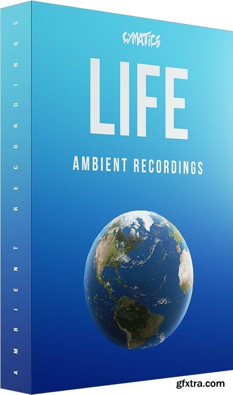 Cymatics - LIFE - Ambient Recordings