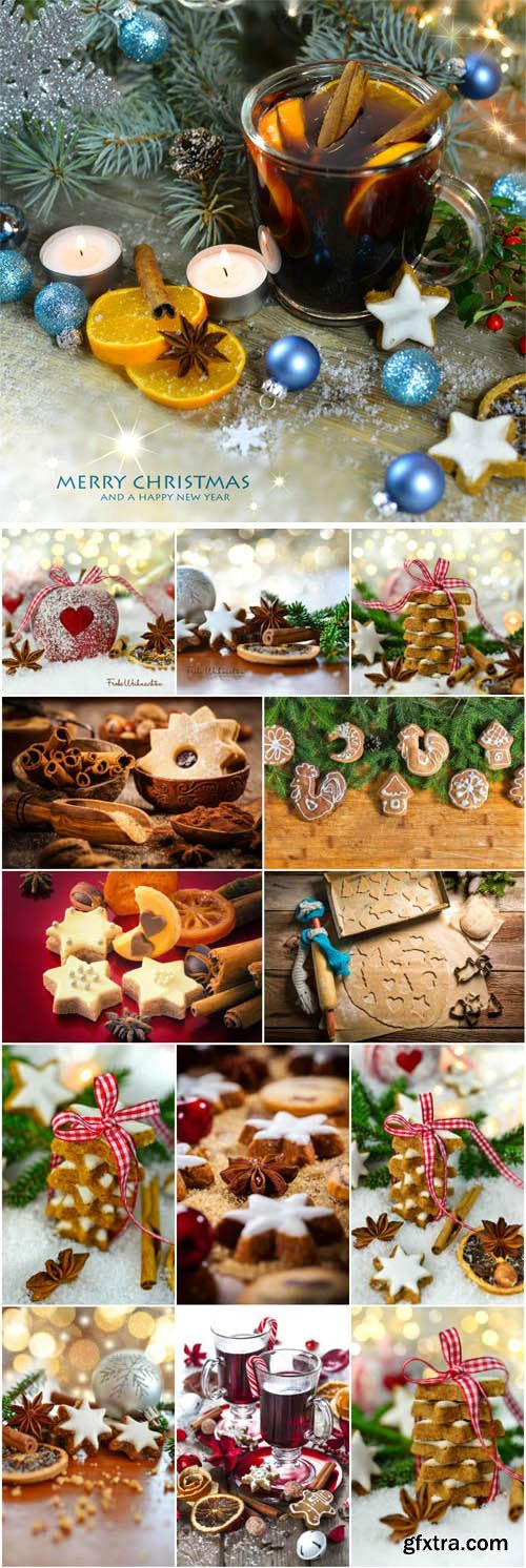 New Year and Christmas stock photos №57