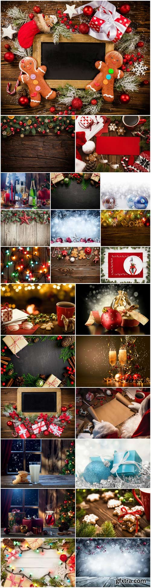 New Year and Christmas stock photos №55