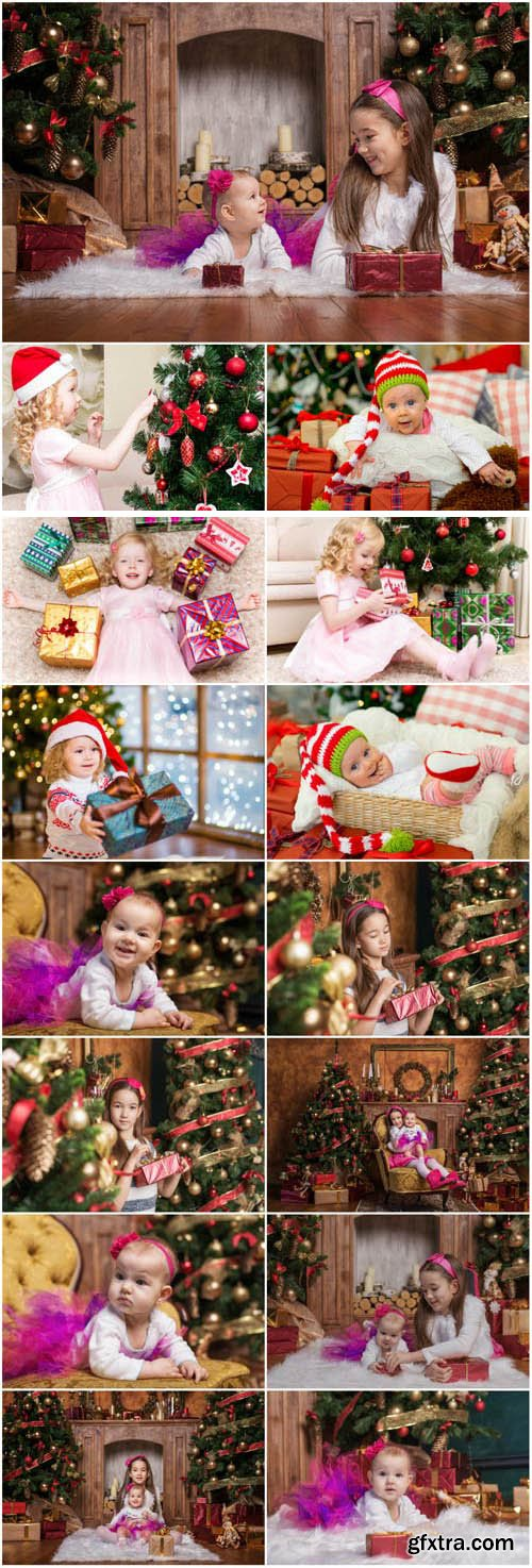 New Year and Christmas stock photos №62