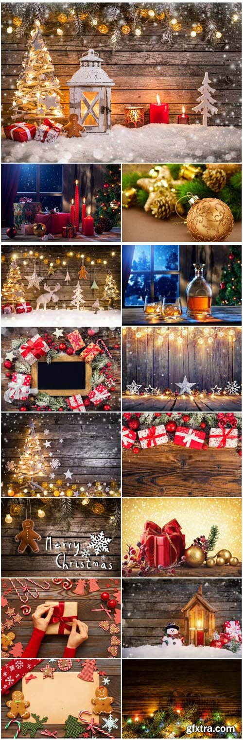 New Year and Christmas stock photos №64