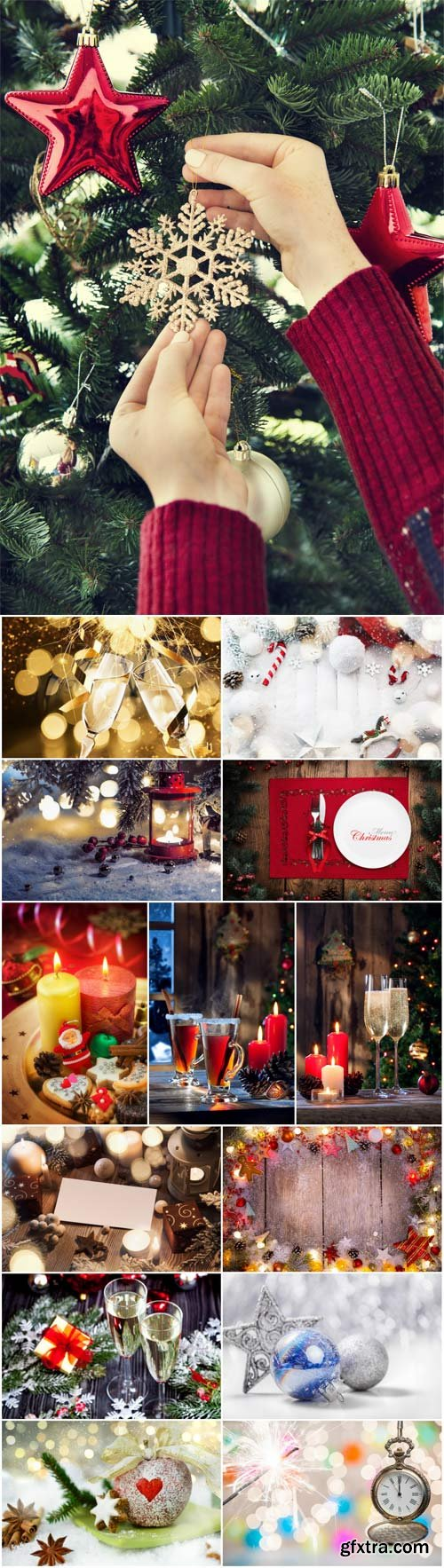 New Year and Christmas stock photos №58