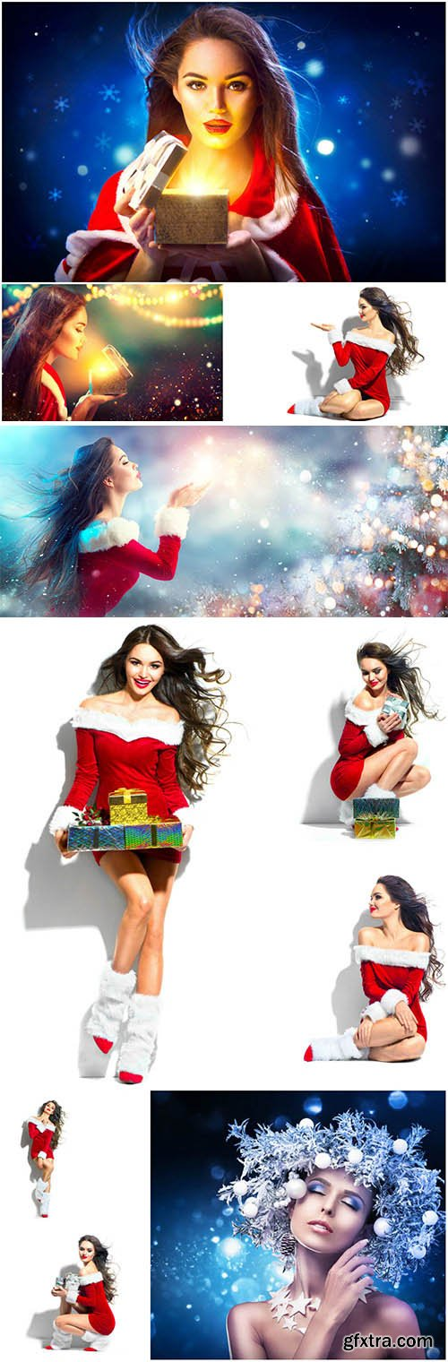 New Year and Christmas stock photos №72