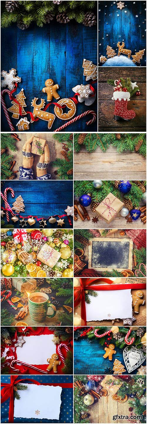 New Year and Christmas stock photos №70