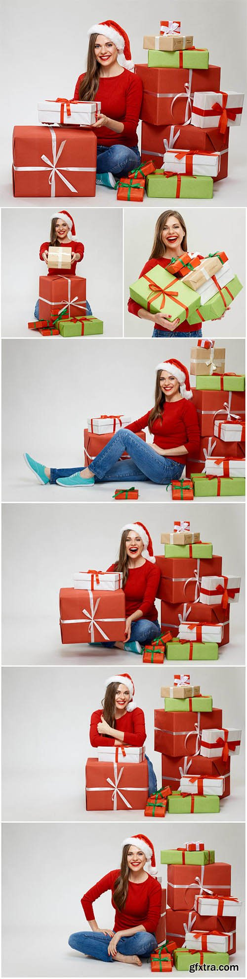 New Year and Christmas stock photos №80