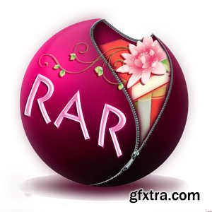 RAR  Extractor - The Unarchiver Pro 6.2.3  MAS