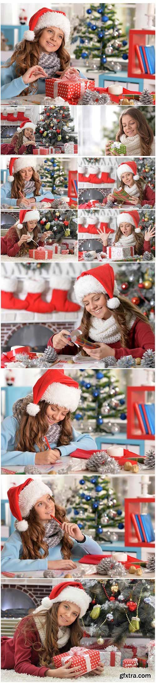 New Year and Christmas stock photos 85