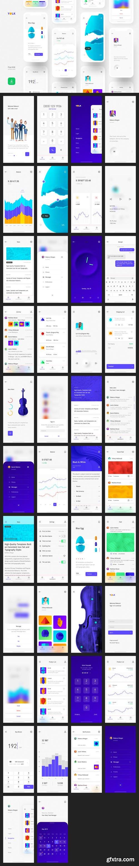 Yolk – iOS UI Kit for Sketch