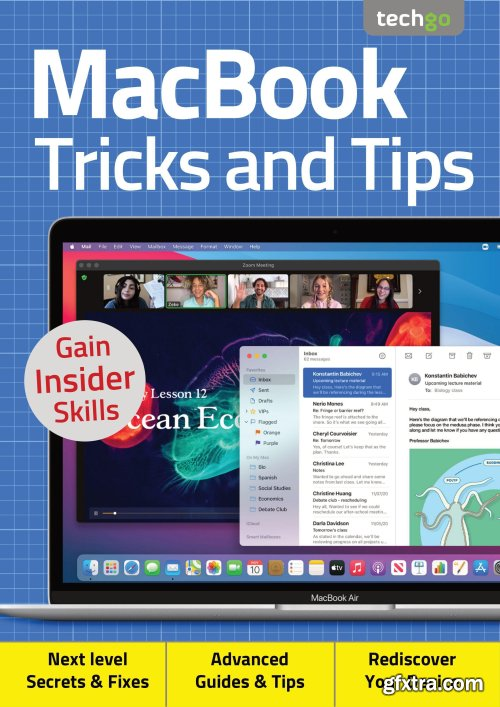 MacBook, Tricks And Tips - 4th Edition 2020