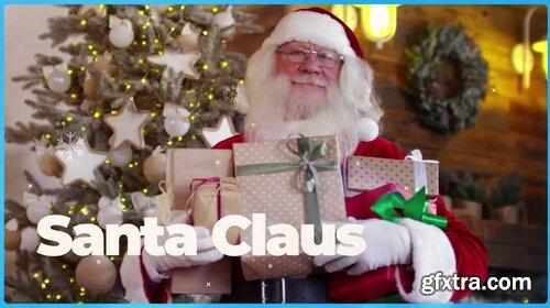 Videohive - Merry Christmas Intro - 29620343