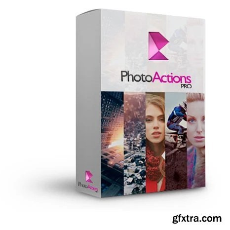 Photo Light Pro – Photoshop Pack (Win/Mac)