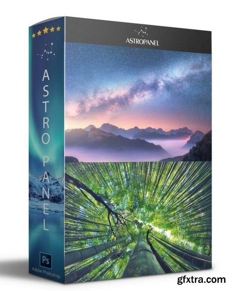 Astro Panel v5 for Photoshop