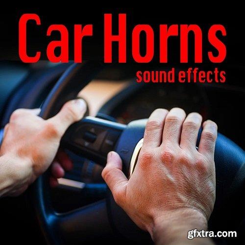 Sound Ideas Car Horns Sound Effects