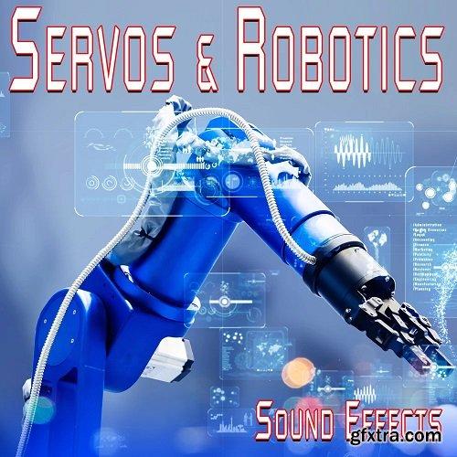 Sound Ideas Servos and Robotics Sound Effects