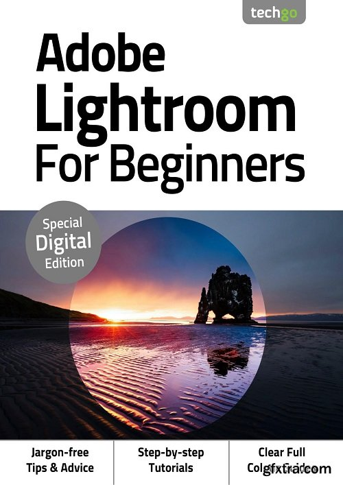 Adobe Lightroom For Beginners - 3rd Edition 2020
