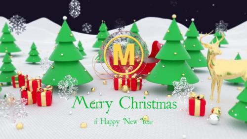 MotionArray - Logo   Christmas - 884910
