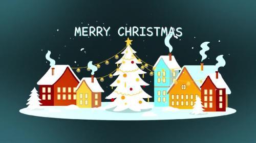 MotionArray - Christmas Greetings - 884990