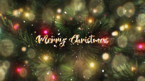 MotionArray - Christmas & New Year Titles - 885081