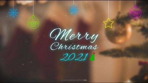 MotionArray - Christmas Titles - 886370