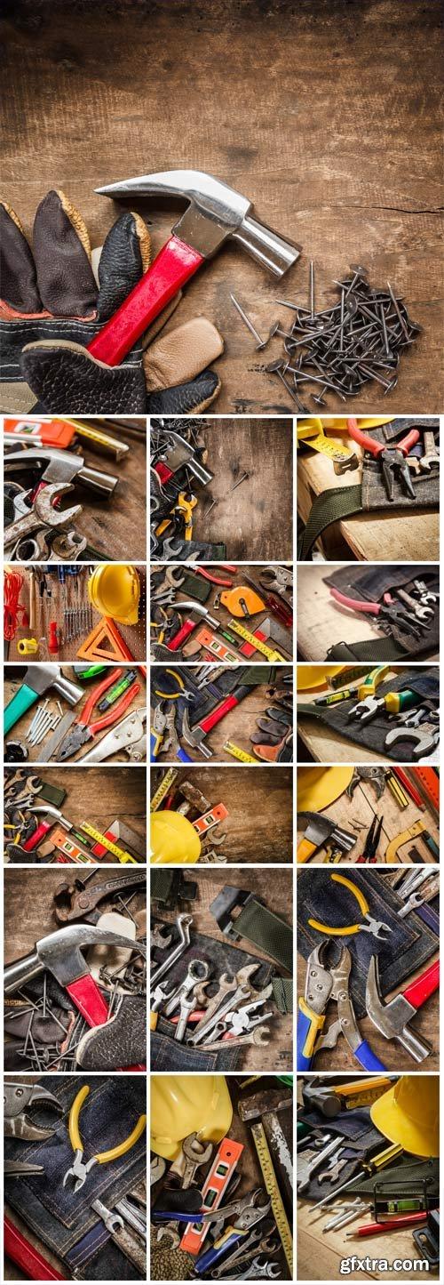 Repair tools stock photo