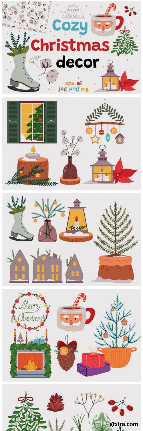 Cozy Christmas Decor 6946515