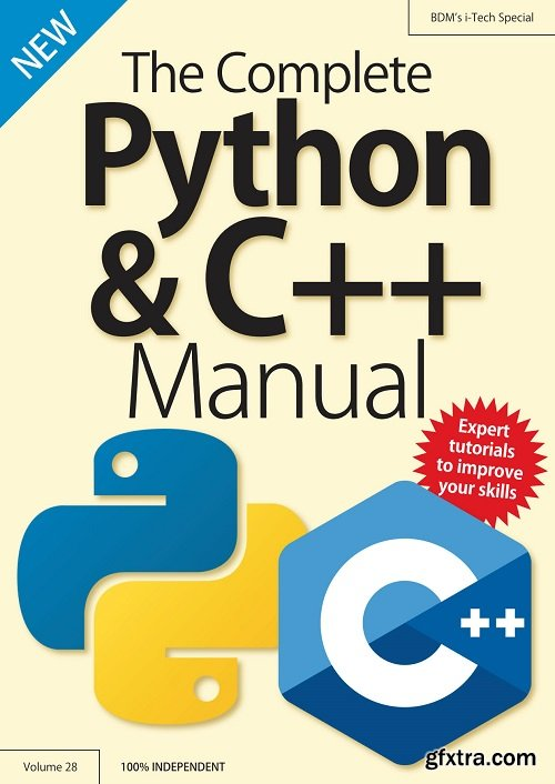The Complete Python & C++ Manual - Vol 28, 2019