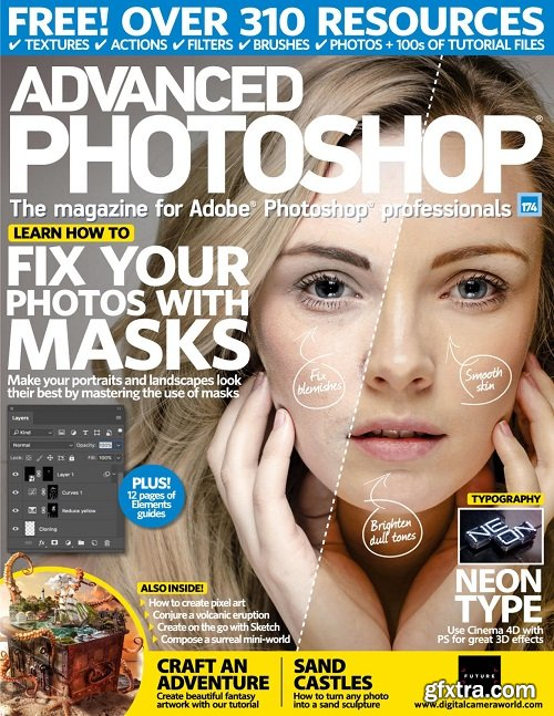 Advanced Photoshop - Issue 174, 2018