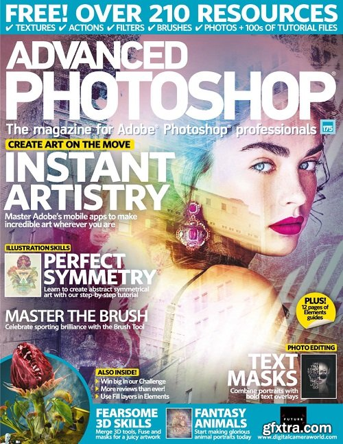 Advanced Photoshop - Issue 175, 2018
