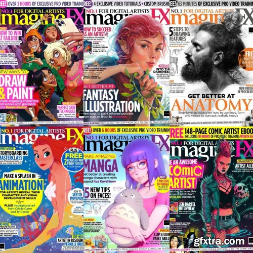 ImagineFX - Full Year 2020 Collection
