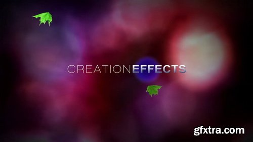 Creationeffects - Falling Leaves