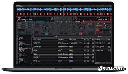 VirtualDJ 2021 Pro Infinity 8.5.6242 Multilingual Portable