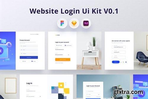 Website Login
