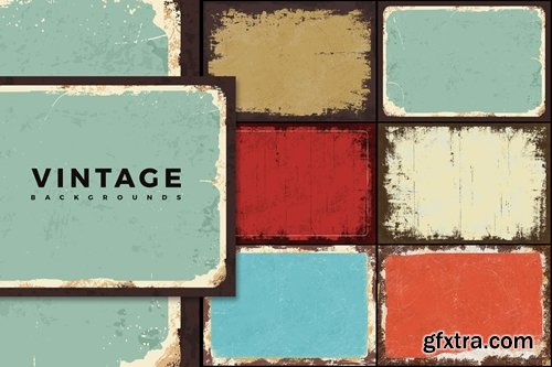 Vintage Grunge Backgrounds