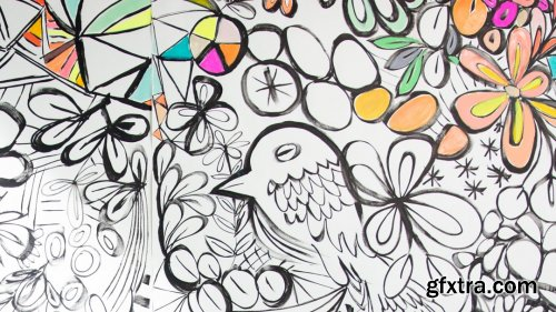 Creative Doodling: Get Your Doodle On