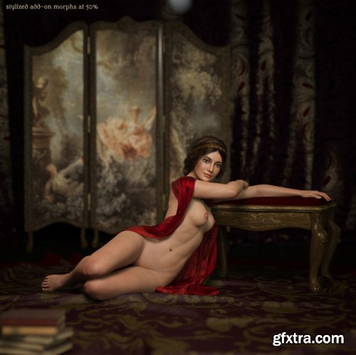 Medea for Genesis 8 Female