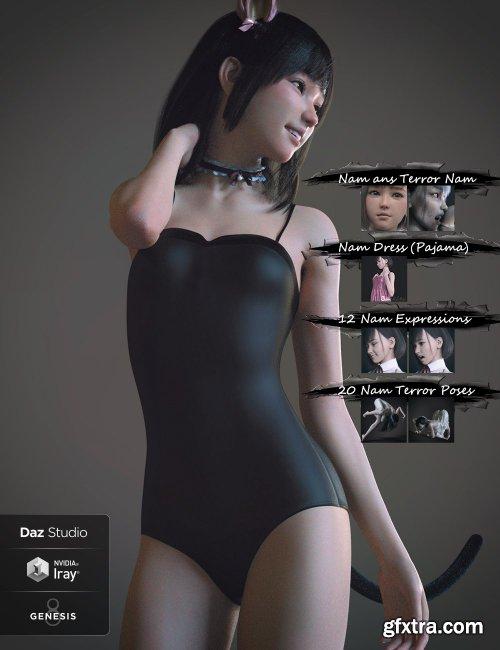 Nam Bundle Asian Girl