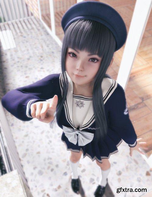 Acicia Bundle Anime Girl
