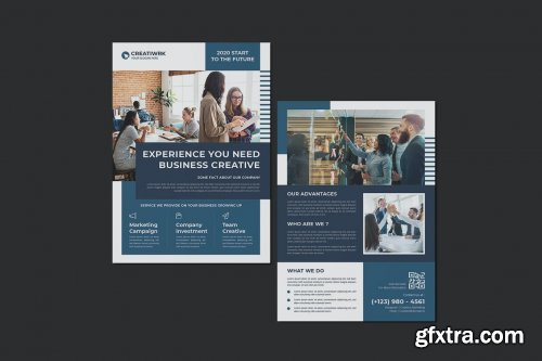 Business Creative Flyer