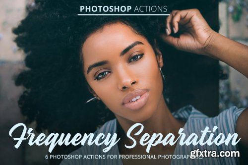 CreativeMarket - Frequency Separation Actions 4845036